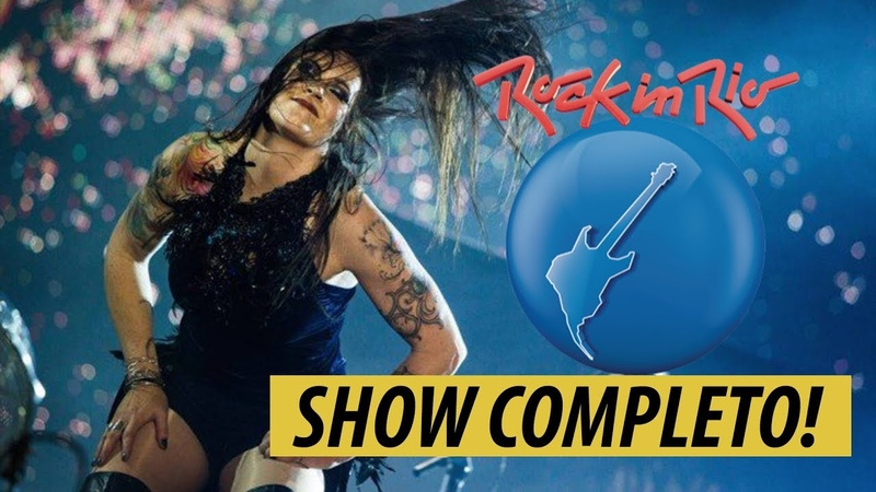 Nightwish no Rock in Rio - Show Completo   Full Concert [HD]