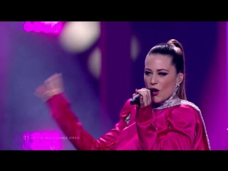 Eye Cue - Lost & Found (F.Y.R. Macedonia) - Eurovision 2018 - 1st semifinal - JURY SHOW