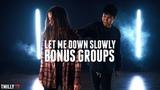 Alec Benjamin - Let Me Down Slowly - BONUS GROUPS - Choreography Erica Klein ft Sean &amp Kaycee