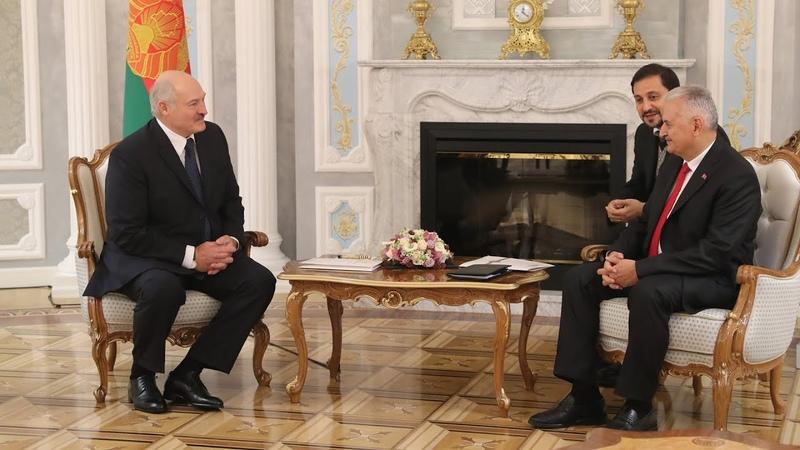 Лукашенко видит хорошие перспективы для развития торговли с Турцией