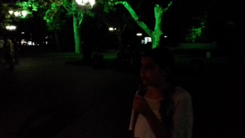 Саша Поет Квин 13 июля 2018 (2)