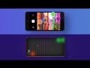 Alcatel A5 LED - Световое Шоу
