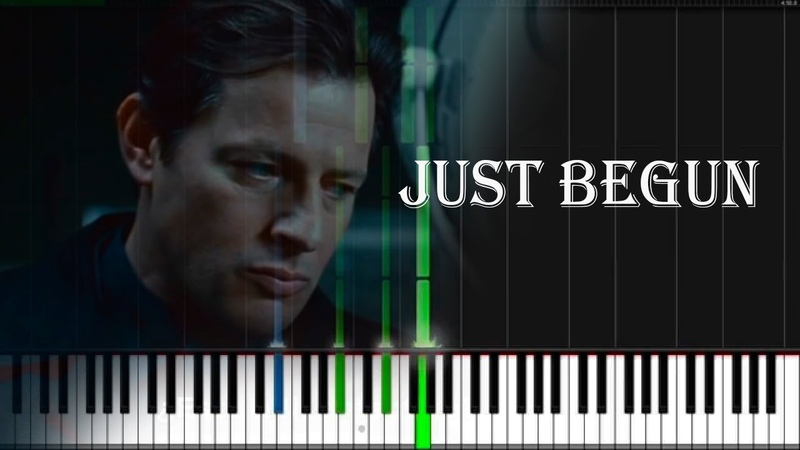 Saw IV - Just Begun -Mix 1- (HELLO ZEPP) RE UPLOAD Synthesia Piano Tutorial (100 2018)