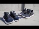 adidas x Parley. Бежим за чистый океан в новых UltraBOOST