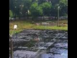 Дождь нам не помеха, футбол наше всё