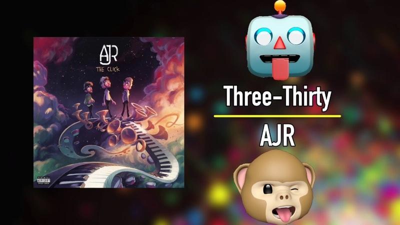 Animoji Karaoke ~ Three Thirty