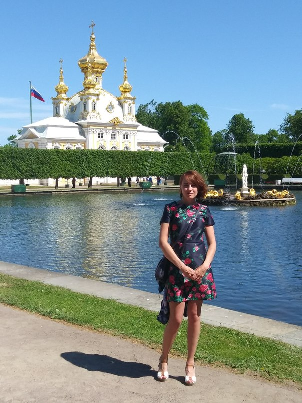 Наталья Тодырка | Санкт-Петербург