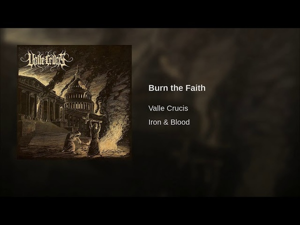 Burn the Faith