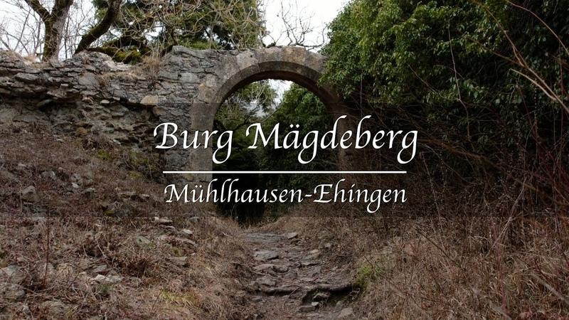 Burgruinen Deutschland - Burg Mägdeberg - Hegau - Baden-Württemberg