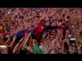 Queens of the Stone Age feat. Spiderman You Think I Aint Worth a Dollar... Rock Werchter 05.07.2018