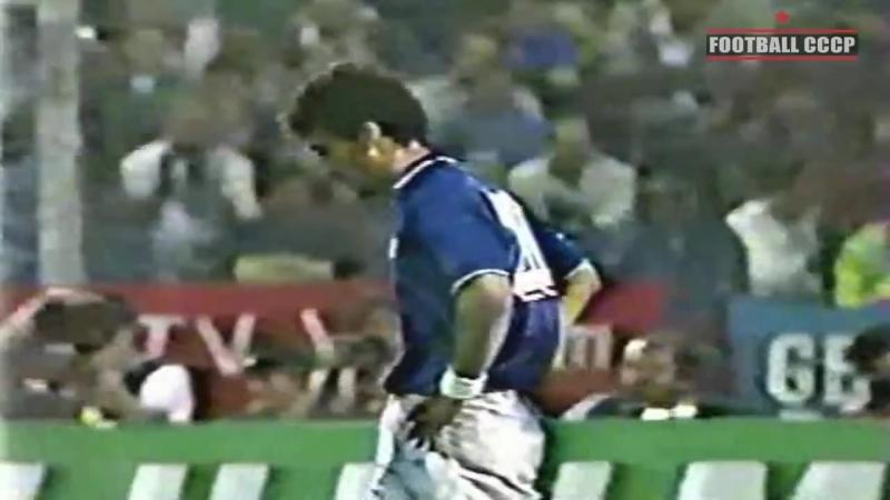 Чемпионат Европы по футболу 1988 года. Полуфинал СССР - Италия.