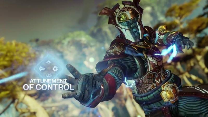 Destiny 2 Forsaken новые способности и способности чернокнижника