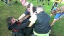 Portland Antifa Burn US Flag at Patriot Prayer & Proud Boys Event - Brawl Erupts - Antifa BTFO