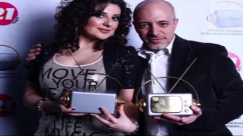 Hasmik Karapetyan DerHova - Anhnar@ (Remix by DJ ARTUSH) Հասմիկ Կարապետյան