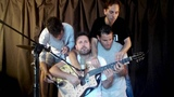Paolo Conte - Via Con Me - (Dario Pinelli &amp the IGF Trio Cover) 4 people on 1 guitar