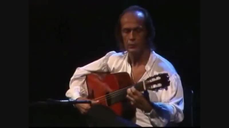 Guitarra española: Paco de Lucía, La vida breve de Manuel de Falla