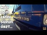 Nagyon ritka Ikarus buszok Budapesten (415