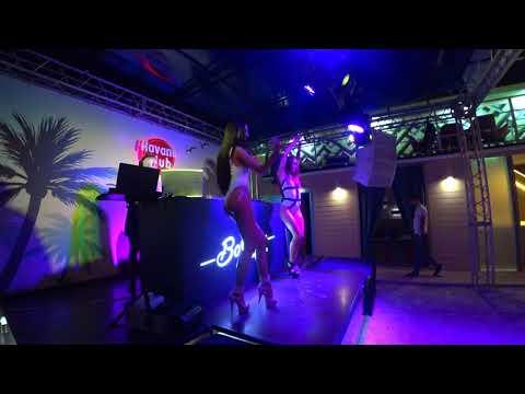 Ночной клуб Небар Сочи. Night club Nebar Sochi. 25.07.2018. Часть 3. Part 3.