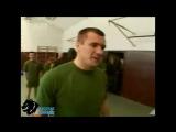Мирко Кро Коп - розыгрыш на тренировке