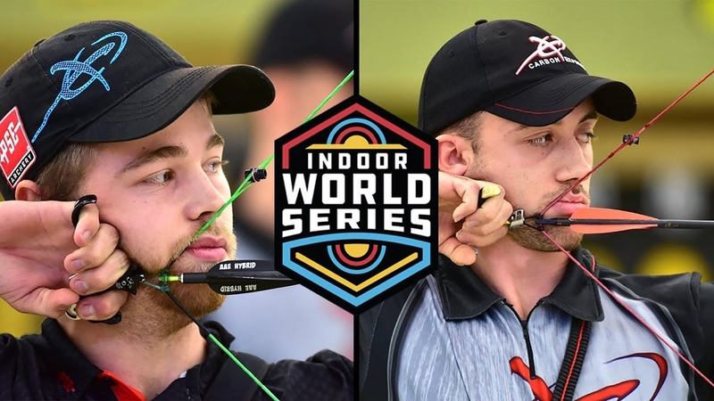 Domagoj Buden v Stephan Hansen – compound men's gold final   GT Open 2018