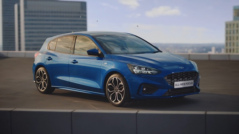 The Beauty of Change | All-New Ford Focus | Ford UK