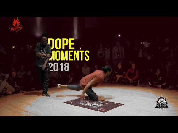 DOPE Moments 2K18   Beatkilling in Dance Battles 🔥