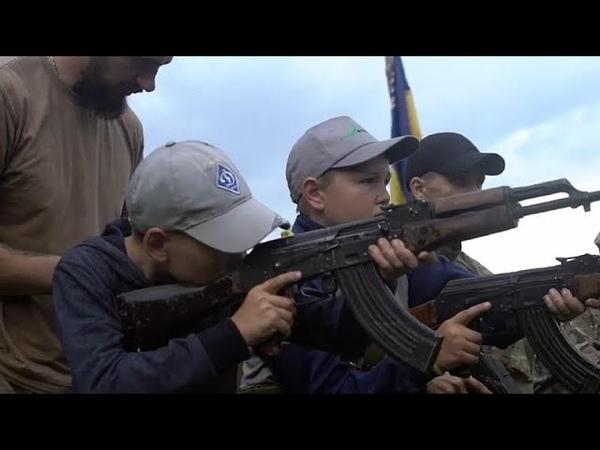 Целиться в них можно и нужно: Европе показали курс молодого украинского фашиста