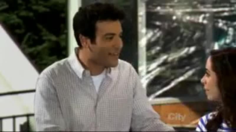 Как я встретил вашу маму Тед делает преложение
