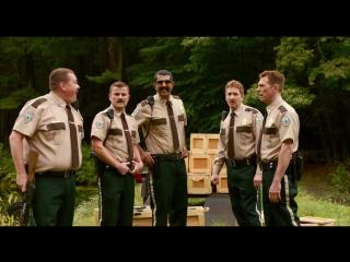 SUPER TROOPERS 2 (2018) Trailer