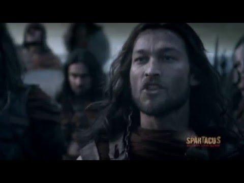 Спартак: кровь и песок В.Высоцкий Разбойничья песня