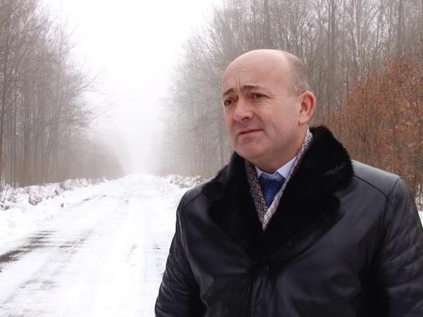 На Рівненщині відкрили нову лісову дорогу