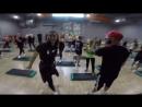 Alex Fomin Dasha Gorokh Step class Фитнес Дни