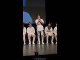 фанкам 180623 фокус на Сынмина @ KCON 2018 NY The Artist Engagement