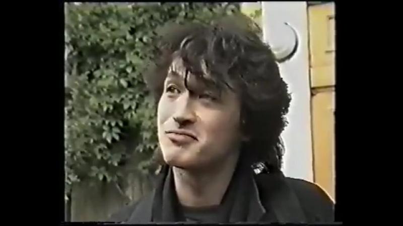 Виктор Цой - интервью об изменениях в стране в конце 80-х