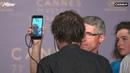 La conférence de presse 2 0 de Jean Luc Godard Cannes 2018