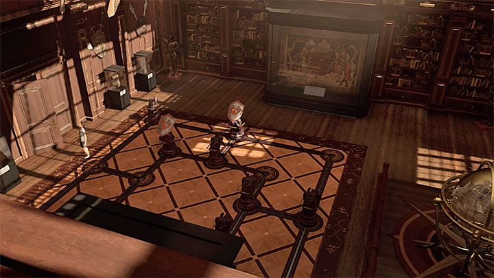 головоломка белой королевы в Shadow of the Tomb Raider
