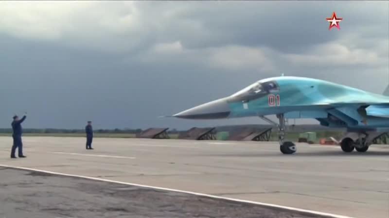 Легендарные самолеты. Фильм 7. Су-34. Универсальное оружие.