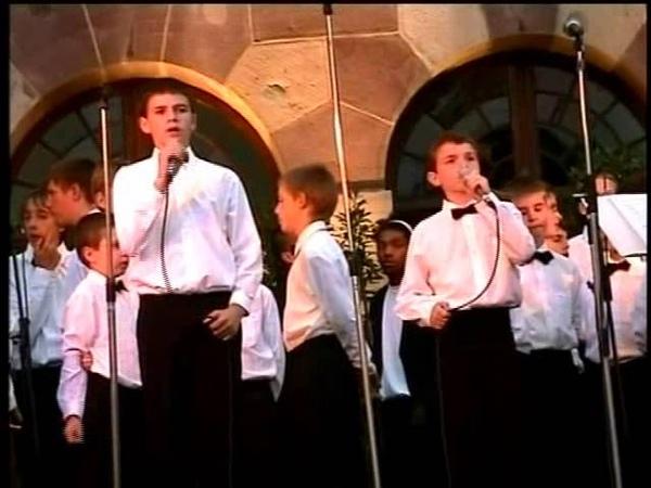 Les petits chanteurs d'Asnieres Les poppys - Commandant de la Calypso