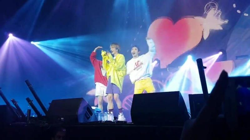 [VK][180620] MONSTA X fancam - Only You @ The 2nd World Tour The Connect in Amsterdam