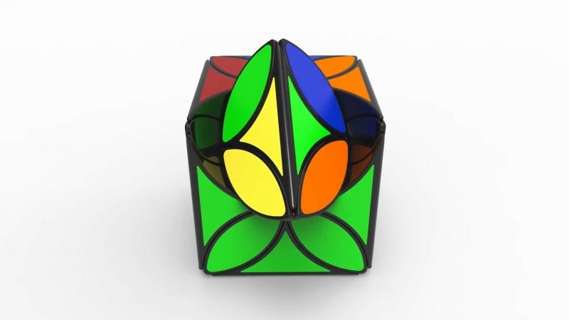 Clover Cube -- QiYi MoFangGe