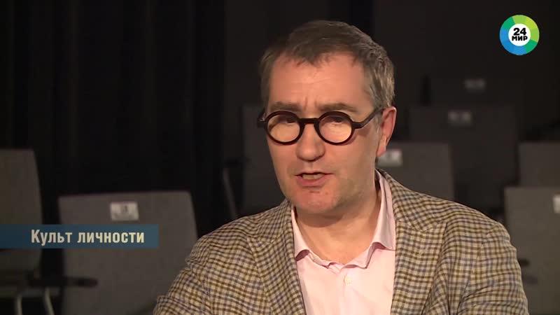 Культличности Олег Меньшиков