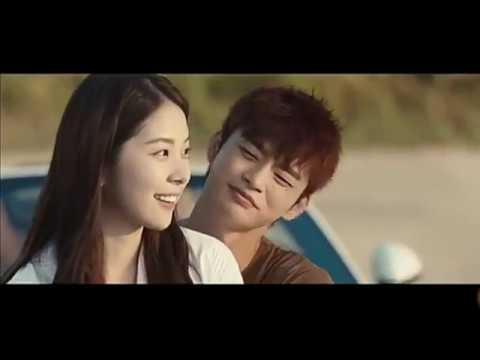 Sweet kiss scene, Seo In-Guk dan Seo Eun Soo dalam Drama The smile has left your eyes