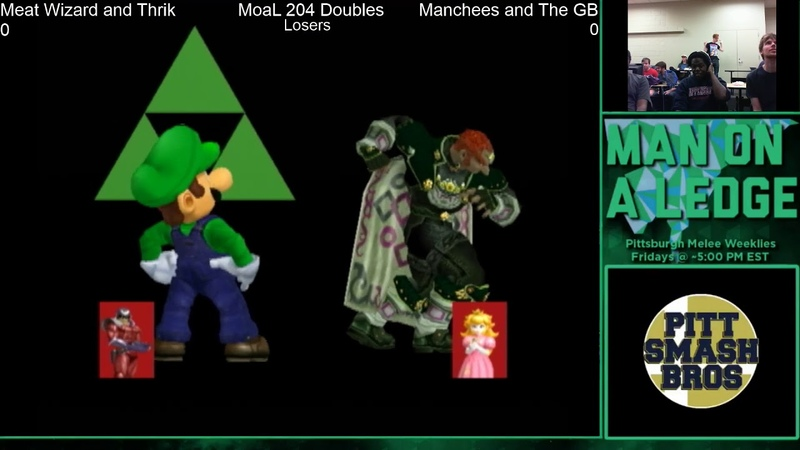 MOAL 204   Manchees and The GB (Green) vs Meat Wizard and Thrik (Red)   Losers