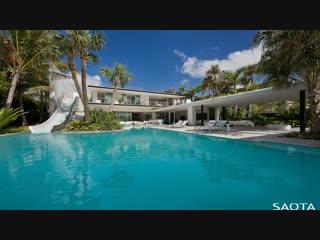 Современная Вилла в Майами от компании SAOTA