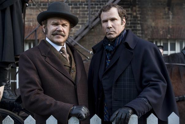 «Холмс и Ватсон» с Уиллом Ферреллом оказался худшим фильмом о Шерлоке в истории