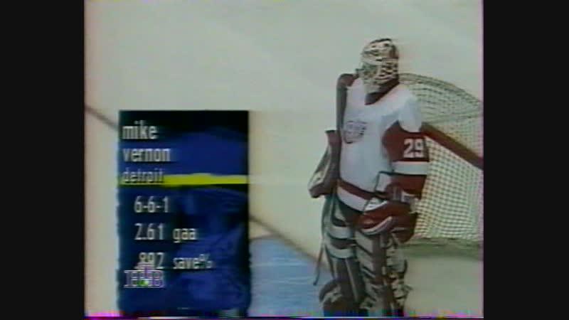 1997.01.22 NHL 1996-97. RS. Detroit Red Wings - Philadelphia Flyers