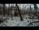 Мутанты Чернобыля напали на сталкера. Побег от полиции в заброшенном селе. Остал