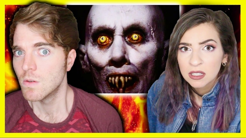 SCARIEST PLACES ON THE INTERNET with THE GABBIE SHOW
