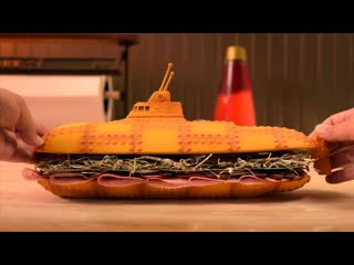 [PES] Submarine Sandwich by PES