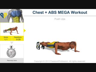 Strength of Body. Программа, как накачать красивый пресс и грудь дома